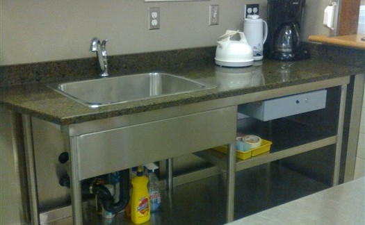 custom dishtable Victoria BC
