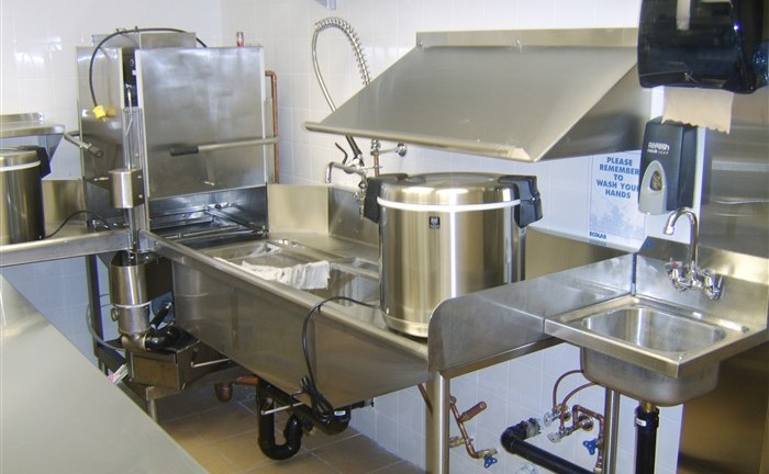 Restaurant - Custom stainless steel built to order Victoria BC