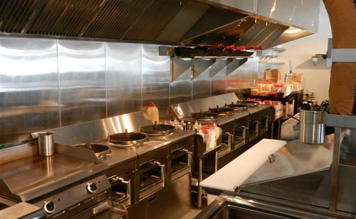 Little Thai Place. Shelbourne St. Location - custom kitchen