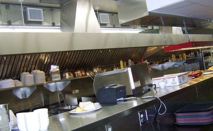 Restaurant stainless steel ducting Victoria BC