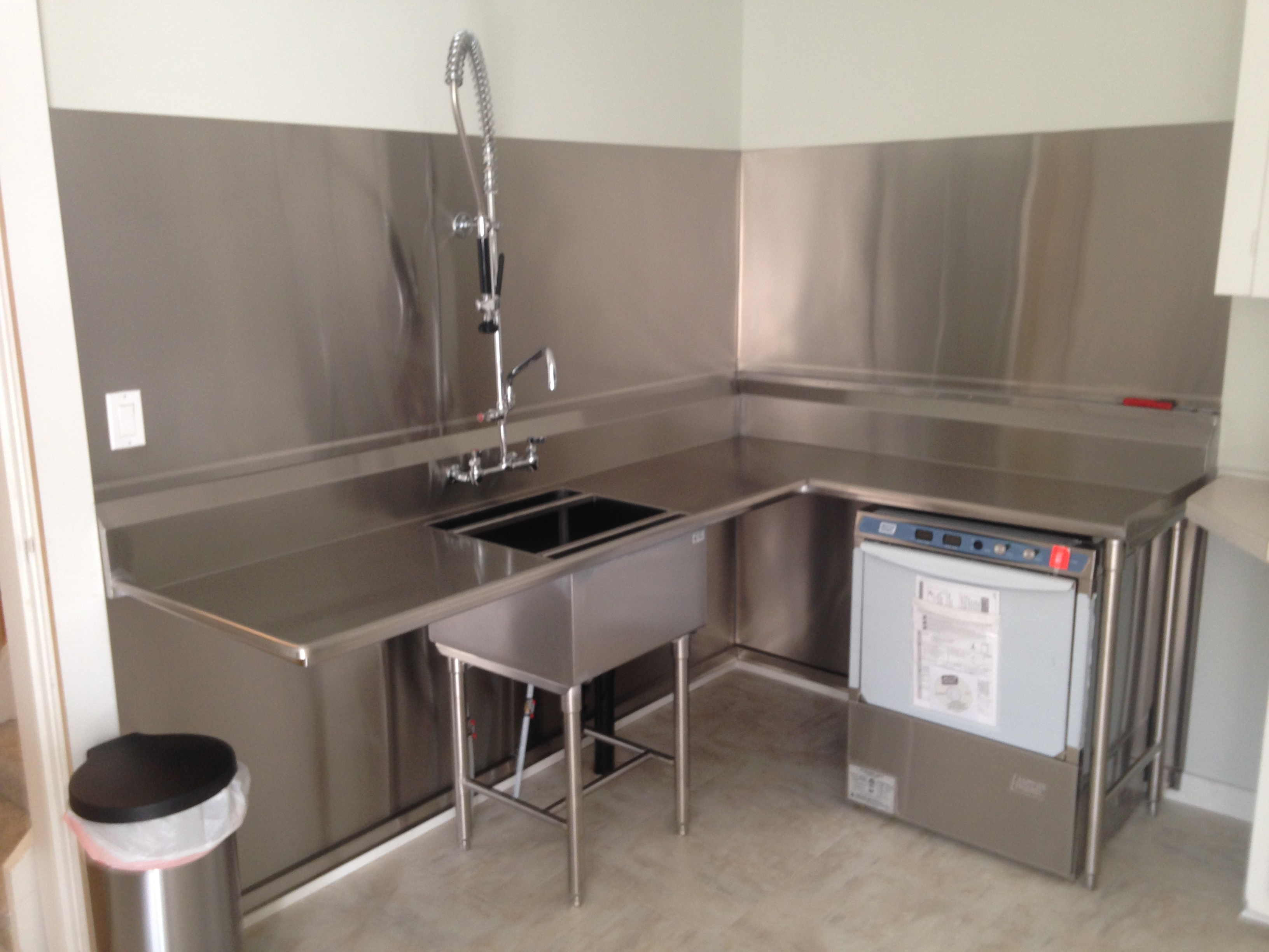 Stainless Steel Sinks Crest Sheet Metal